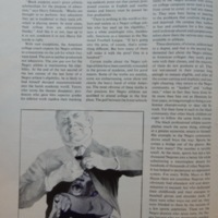 """""""The Black Athlete"""" page 16, SI 7/1/1968"""