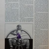"""The Black Athlete"" page 22, SI 7/1/1968<br /><br /> <br /><br />"